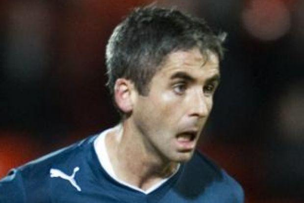Lasley was delighted with Well's midweek 4-1 win over Aberdeen