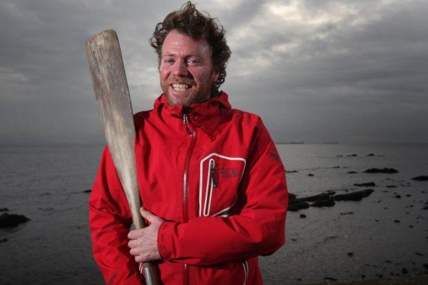 Scots rower Calum McNicol hopes to set new world-record