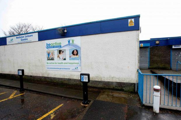 Neilston Leisure Centre could reopen in the new year