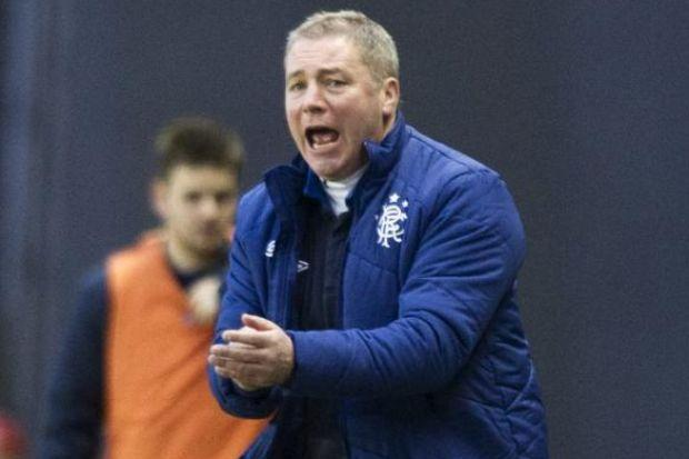 Ally McCoist was unable to lift his side in their 1-1 draw with Elgin CIty