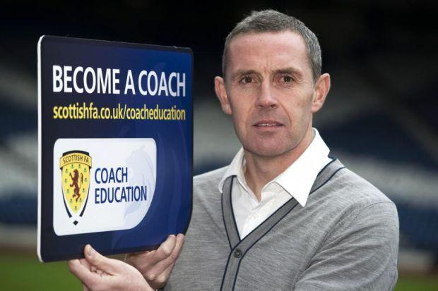 Weir wants a Scottish boss for the national job