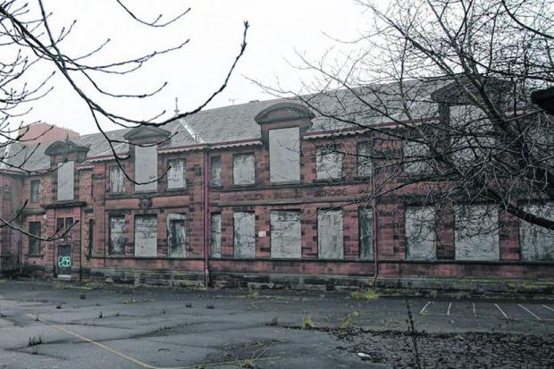 Buildings such as Holmlea Primary School, Howden's Engineering Works, Our Lady & St Margaret's Primary School and Nithsdale Hall are all in a poor state of repair