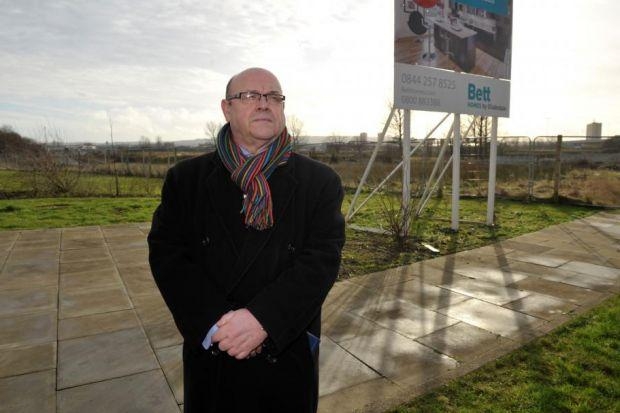 Sales of homes on the revamped Oatlands scheme have slowed during the current recession