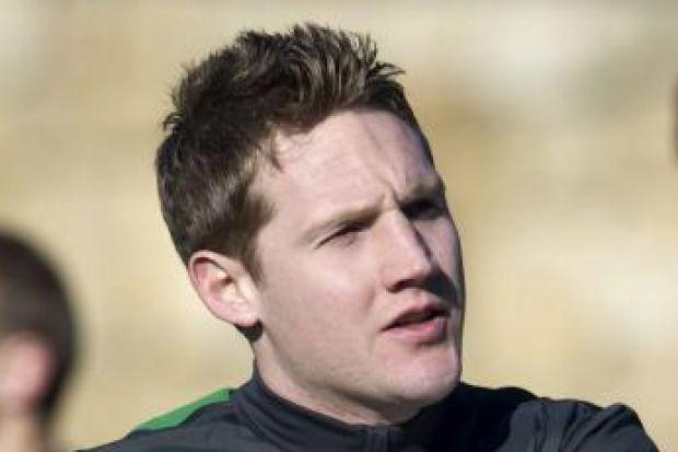 Kris Commons was delighted to get some game time against Steaua Bucharest