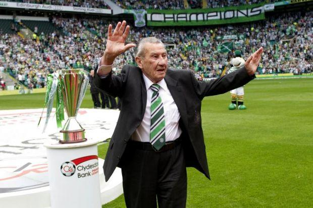 Sir Alex joins stars to mourn for Celtic legend Sean Fallon