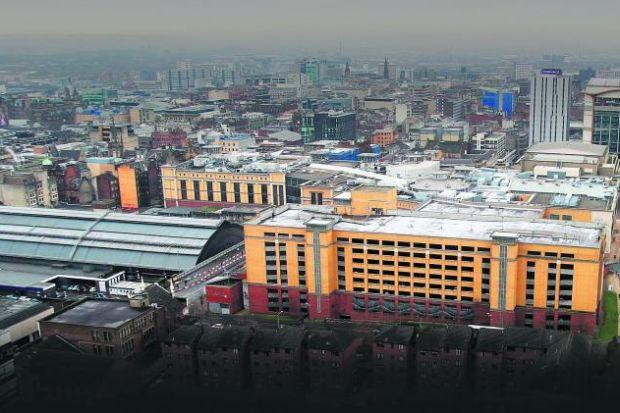 Planning application goes in for £300m Buchanan Galleries extension