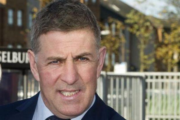 Mark McGhee looks the right choice as No.2