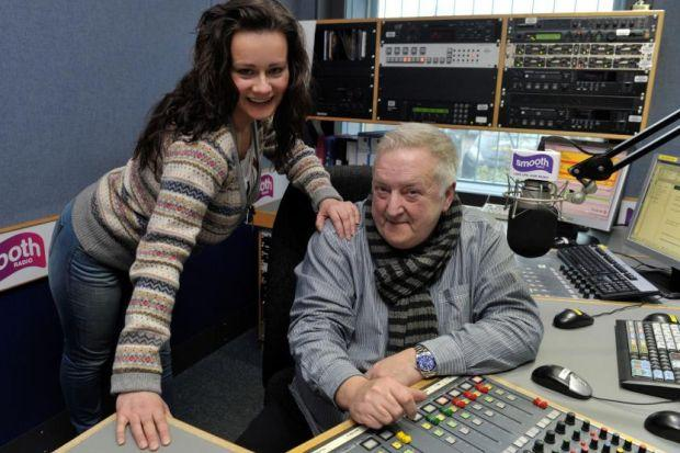 Smooth Radio presenters Sharon Oakley and John McCauley believe their chalk-and-cheese characters add spice to their breakfast show