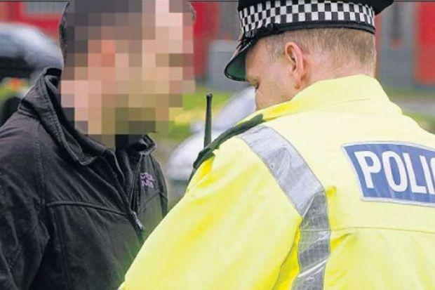 Police spot-checks helping to cut crime