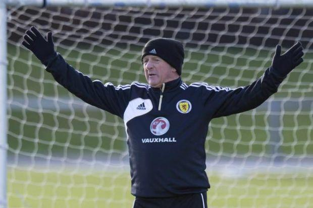 Strachan is happy with his managerial record