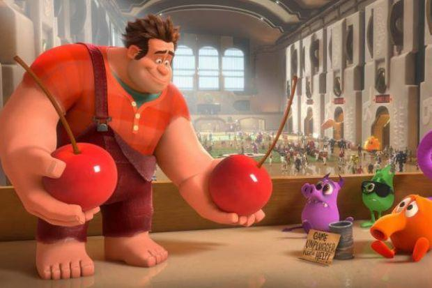 Wreck-It Ralph is well worth its Oscar nomination