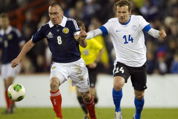 Brown believes Scots have real strength in depth