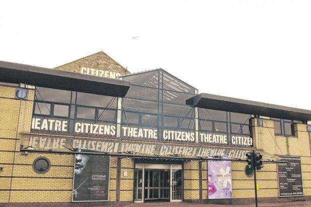 The Common Good Fund should be used for funding buildings like the Citizens' Theatre