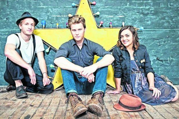 The Lumineers were one of 2012's biggest success stories
