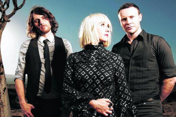 The Joy Formidable hope they won't get lost on latest visit to Scotland