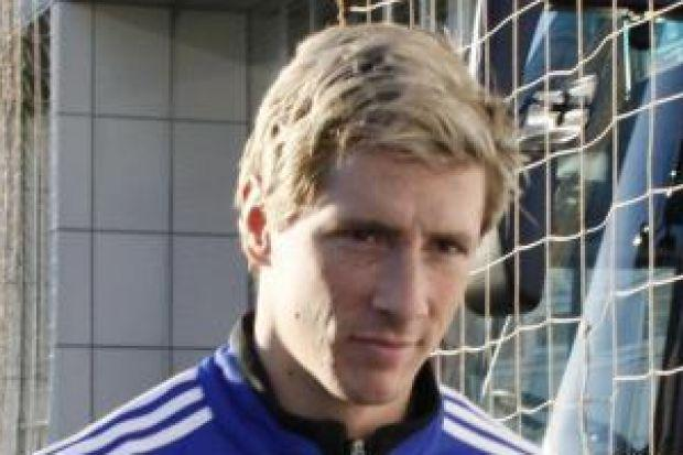 Fernando Torres was again off target for Chelsea