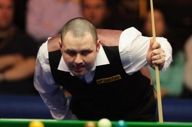 Stephen Maguire fired in a final-frame break of 82 to lift the Welsh Open in Newport