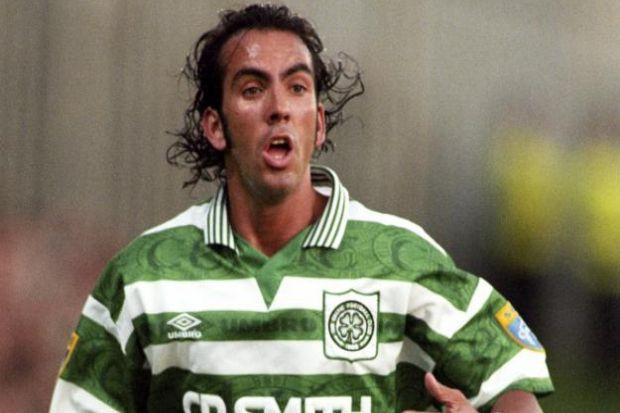 Di Canio was a cult figure in the Hoops