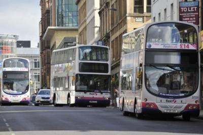 Glasgow First bus shake-up sparks price hike fear