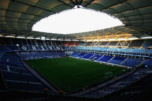 Hamburg sold naming rights to the Volksparkstadion in 2001