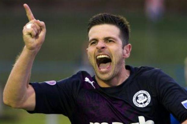 Steven Craig is pointing the way to the title for Thistle