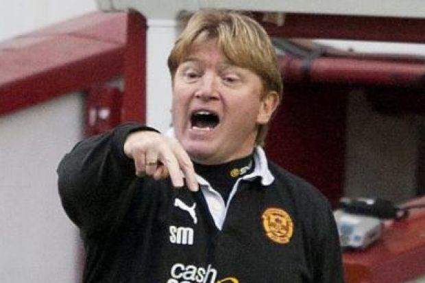 Stuart McCall was delighted with the result last night