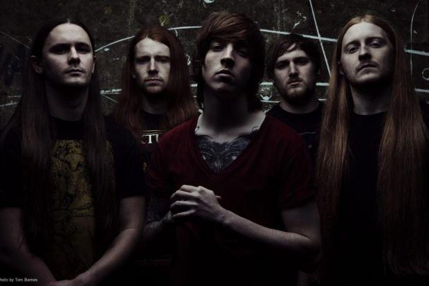 Bleed From Within play at The Cathouse on Friday night