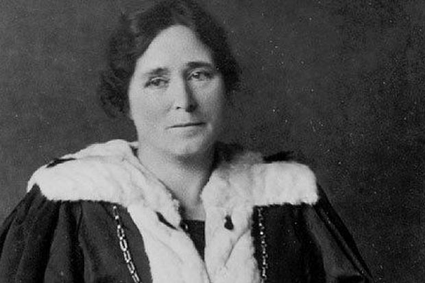 Mary Barbour was Glasgow's first female councillor