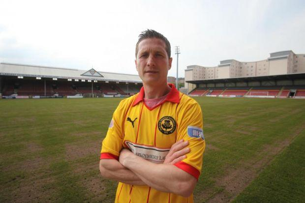 Hugh Murray's contract at Thistle has been terminated by mutual consent
