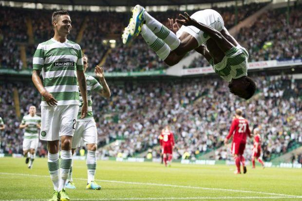 Efe Ambrose says his new goal celebration will be even better