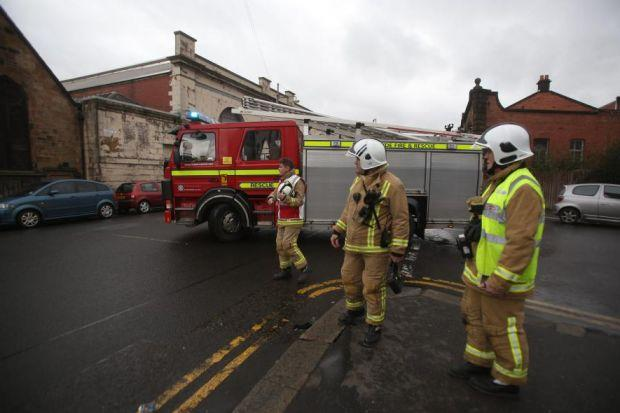 Cutting house fires is currently the fire service's top priority in Glasgow