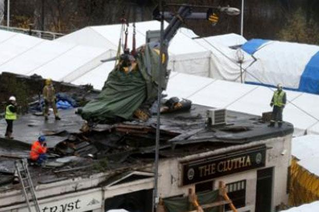 Helicopter operators Bond pledge to settle claims for losses suffered by Clutha victims