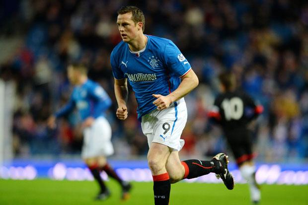 Rangers star tight-lipped on pay situation