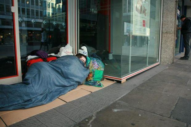 Staff claim they are turning homeless people away