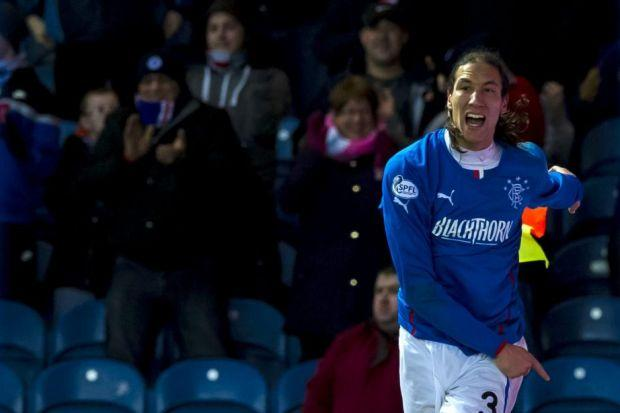 Bilel Mohsni had a goal disallowed...and he was none too happy about the decision