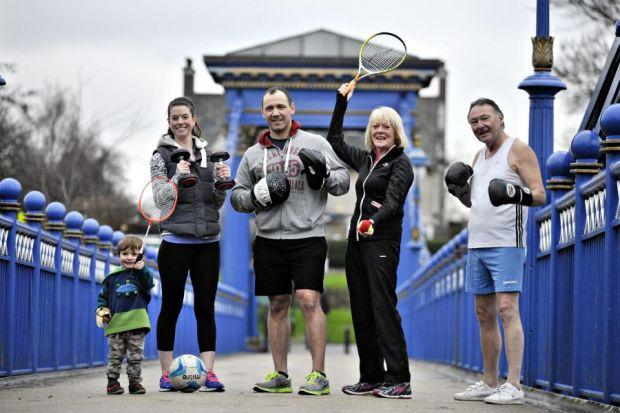 ACTIVE 2014: We launch campaign to get Glasgow fit in Games year