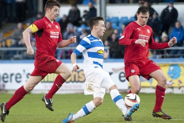 Barrie McKay will be staying at Morton until the end of the season