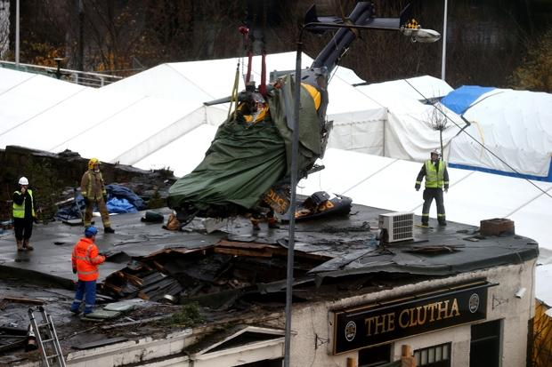 Lawyers demand Clutha helicopter inquiry