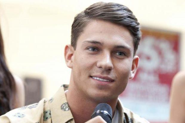 Reality TV star Joey Essex is at The garage on Friday