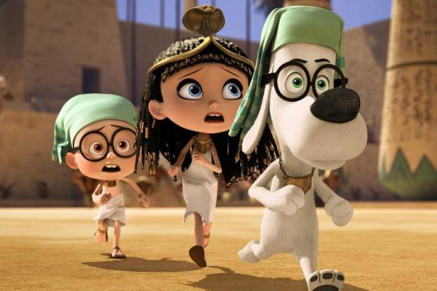 Paul Greenwood's movie reviews - Mr. Peabody & Sherman; Dallas Buyers' Club; The Invisible Woman