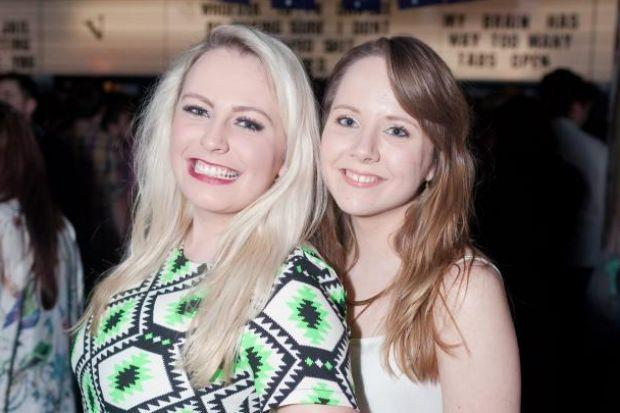 Clubbers enjoy a night at Viper