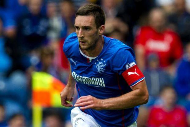 Lee Wallace was subject of interest from Nottingham Forest