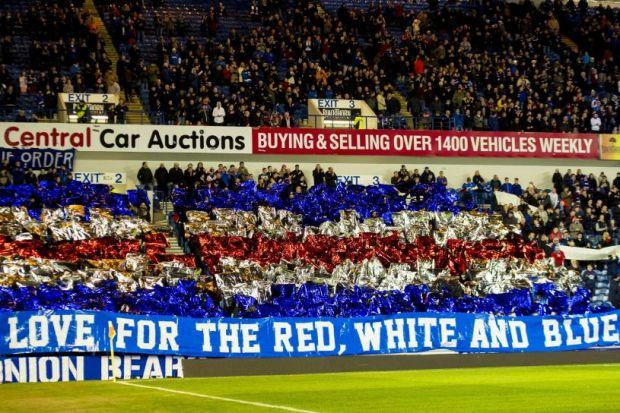 Hopes had been raised Rangers fans might have been able to take control of the club