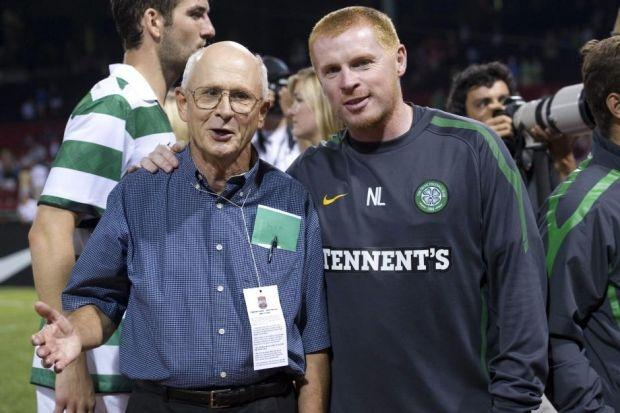 McCann and Lennon first met each other at a Celtic friendly in Boston in 2010