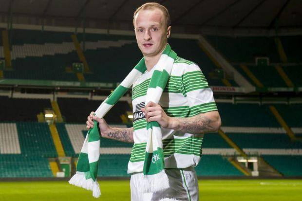 Leigh Griffiths has already shown his goalscoring pedigree in Scotland
