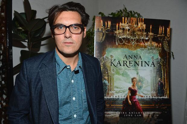 Joe Wright is directing the movie.