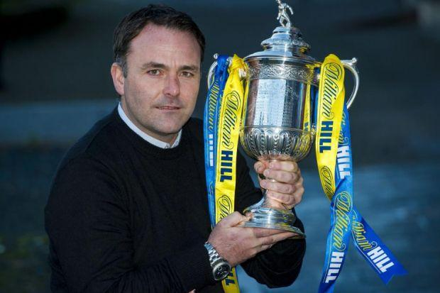Ward reckons side will make a fist of Ibrox cup tie