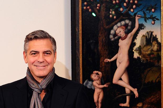 George Clooney defends Elgin Marbles call