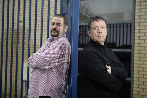 The workers hope to tackle sectarian attitudes in Glasgow