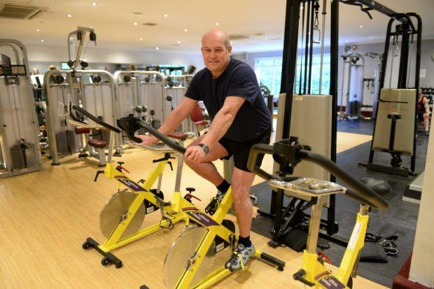 Evening Times lawyer Austin Lafferty gets to grips with his marathon training